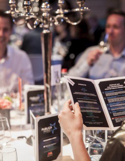 Publica Awards 2017- soirée remise des prix