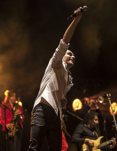 Sinsemilia. Concert reggae. Bruxelles. Mai 2016. Photographie événementielle