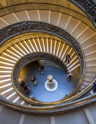 Photographe d'architecture. Massimo Municchi. Spirale.