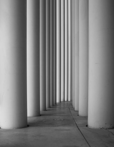 Photo d'architecture. Massimo Municchi photographe. Perspective.
